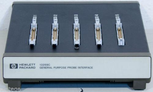 HP/AGILENT 10269C PROBE INTERFACE, GEN. PURPOSE